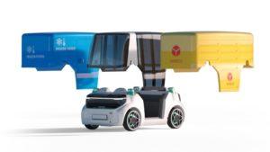 """Крайъгълен камък за автономно шофиране: Schaeffler показва """"Space Drive"""""""