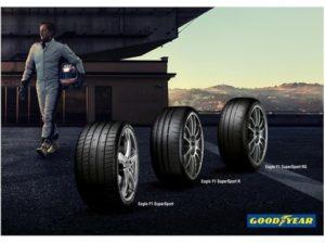 Goodyear вдигна границата с нова състезателно ориентирана гама Eagle F1 SuperSport, за шосе и писта