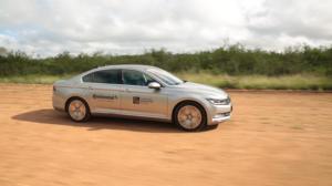 Пионерни тестове за гуми на Continental с тестови превозни средства  без водач