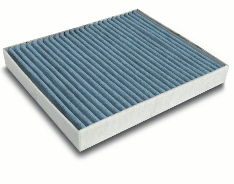 Иновативният кабинен филтър CareMetix® елиминира замърсяванията и миризмите