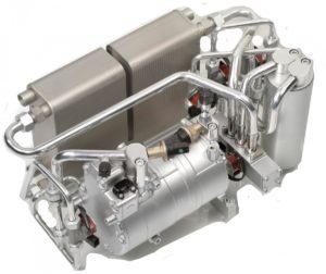 Нов термо модул за компактна охладителна система