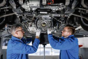 ZF Aftermarket е експерт по диагностика, сервиз и ремонти на трансмисии