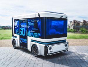 Transdev, ZF и e.GO обявяват партньорство за споделена автономна мобилност