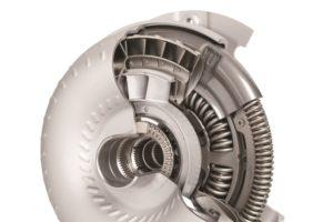Конверторът на въртящ момент на SACHS за 6-степенни трансмисии е най-новото допълнение към портфолиото на продуктите на ZF