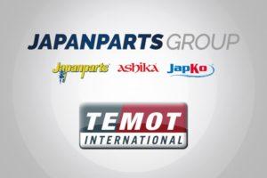 Japanparts Group и Temot се споразумяха за партньорство