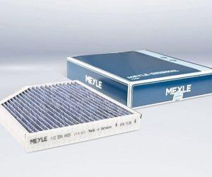Защита срещу бактерии и мухъл - нов биофункционален въздушен филтър на купето MEYLE ORIGINAL за чист въздух в автомобила