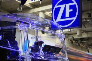 ZF в преговори за закупуване на Wabco