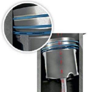 Проблеми с уплътнението на горивната камера и повреда на буталните пръстени
