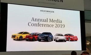 VW ускорява електрическия натиск с повече модели, повече производство