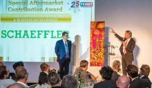 Няколко награди за Schaeffler Automotive Aftermarket – TEMOT International отличава дългогодишното партньорство