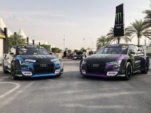 KYB продължава подкрепата си в World Rallycross