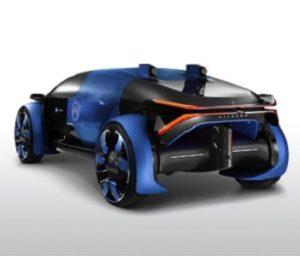 Партньорство на Goodyear със Citroën за 100-годишнината от създаването му, за автономна, електрическа мобилност