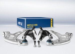 Силно представяне в нов облик: MEYLE-HD дебютира нов комплект носачи за BMW и Mini