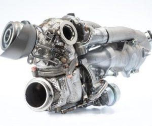 Турбокомпресорът на BorgWarner R2S® подпомага Premium клас