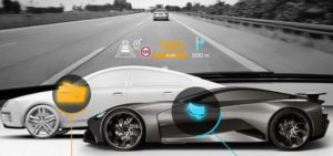 Continental Engineering Services разработва специален Head-Up дисплей за спортни автомобили