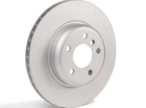 Спирачните дискове с покритие на Delphi Technologies осигуряват по-дълготрайна защита срещу корозия в сравнение с конкуренцията