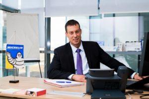 Българин става регионален търговски директор на Michelin за региона.