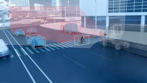 ZF разработва Dual Lens Camera за камиони; стартира през 2020 г. с интегрирани технологии ADAS