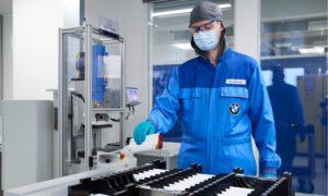 Германия ще подкрепи три консорциума за производство на батерии за електромобили