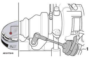 Липса на мощност, съхранени кодове за грешки – Citroën C-Elysee