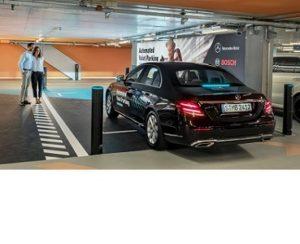 Първи в света: Bosch и Daimler получават одобрение за паркиране без шофьор и без човешки надзор