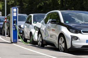 Bosch удължава срока на експлоатация на акумулаторите на електромобили