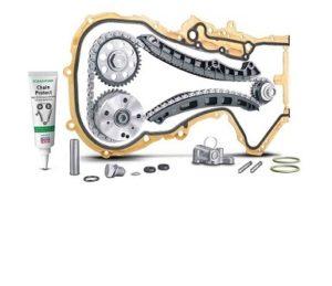 Ново: комплект ангренажно верижно задвижване от Schaeffler за 1.4l TSI двигатели на VW Group