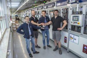 Един милион електрически вакуумни помпи от Pierburg GmbH