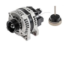 DENSO пуска в масово производство автомобилни алтернатори, оборудвани с новоразработени диоди с висока ефективност