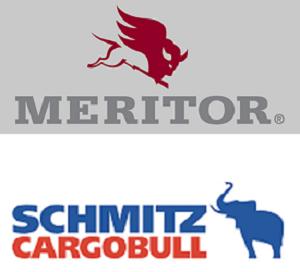 Meritor® обявява споразумение за доставка на спирачки за ремаркета на Schmitz Cargobull AG