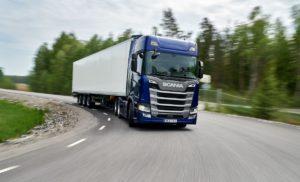 Scania добавя нова версия с мощност 540 к.с. в своята 13-литрова гама от двигатели