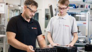 Bosch и CATL си сътрудничат за създаване батериите за електромобили