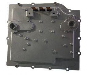 Новият водещ в индустрията 800 V инвертор на базата на силициев карбид (SiC) на Delphi Technologies намалява наполовина времето за зареждане на електрически превозни срества