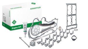 INA Engine KITs – Schaeffler представя специфични системни решения за ремонт на двигатели за независимия пазар