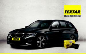 Накладки за новото BMW 3 Touring (G21) от Textar