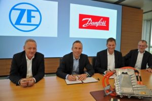 Стратегическо партньорство на ZF и Danfoss Seal