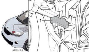 Skoda Citigo: Моторчето на вентилатора на охлаждащата течност на двигателя работи непрекъснато