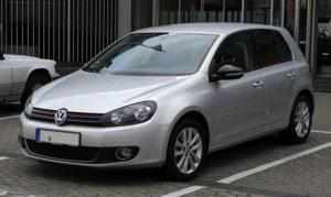 VW Golf VI – Функционален дефект на вентилатора в купето при ниски външни температури