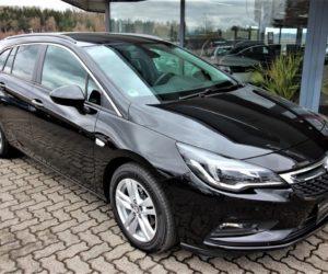 Opel / Vauxhall Astra K – Светва предупредителната лампа на двигателя