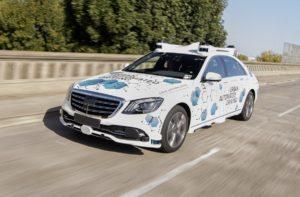 Bosch и Mercedes-Benz започват пилотен проект в Сан Хосе за автоматизирано шофиране