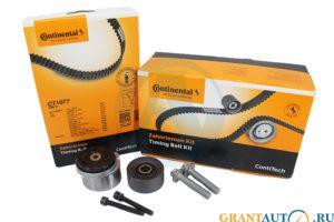 Инструкции за монтаж на комплект зъбен ремък CT 1077K2 / WP2 за Opel, Alfa, Fiat