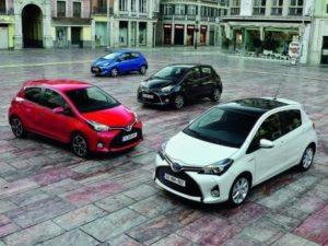 Toyota ще въведе нова функция за безопасност при неправилно прилагане на педала за газта