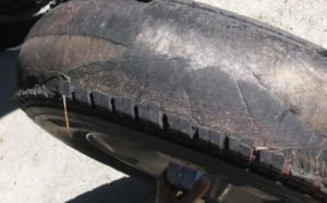 Кога старите гуми стават опасни?