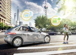 Тестът на TÜV потвърждава: спирачната система Continental MK C1 намалява CO₂ емисиите на хибридни превозни средства с около 5 g / km