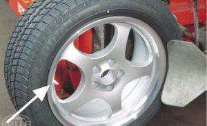 Система за мониторинг на налягането в гумите (TMPS) – II част