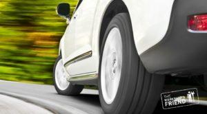 Система за мониторинг на налягането в гумите (TMPS) – I част