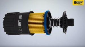 Hengst: Премиера за Blue.on в новия Opel Astra