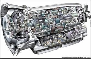 Проблеми с автоматична трансмисия на Mercedes-Benz