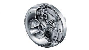 Конвертор на въртящия момент – в него има много компоненти