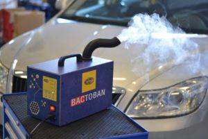 Методи за обеззаразяване и дезинфекция на превозните средства в период на увеличена епидемична заплаха